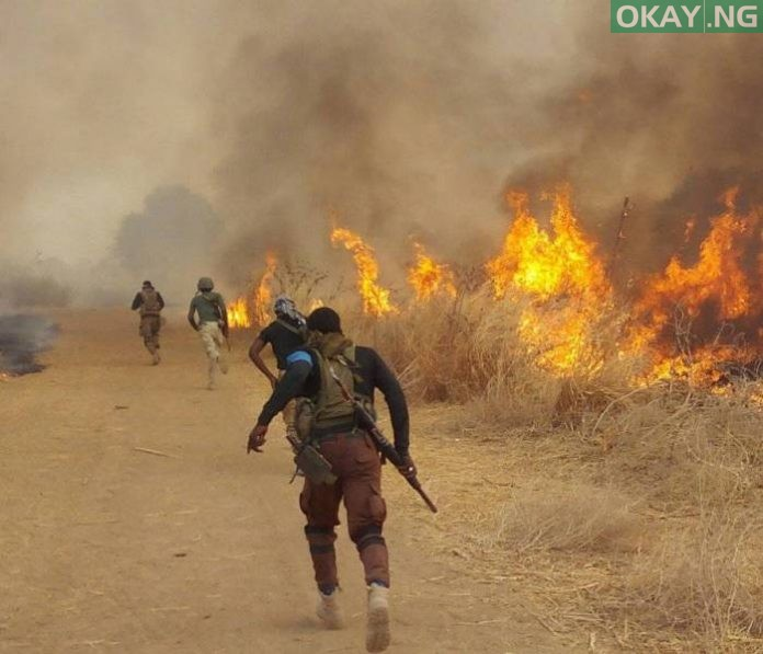Photo of Troops Repel Boko Haram Attack in Kukawa, Borno