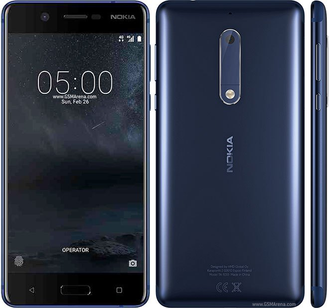 Photo of Nokia 5 Smartphone Full Specifications And Price Tag In Nigeria