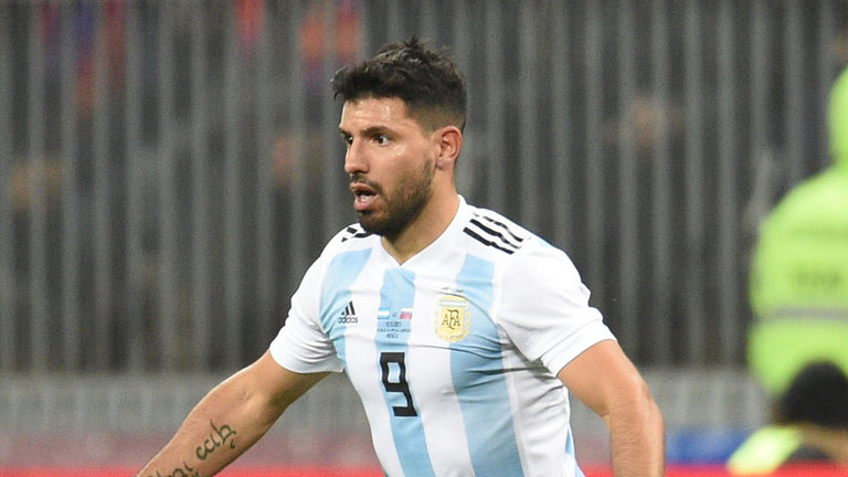 Photo of Aguero Now Better After Fainting Against Nigeria – FA