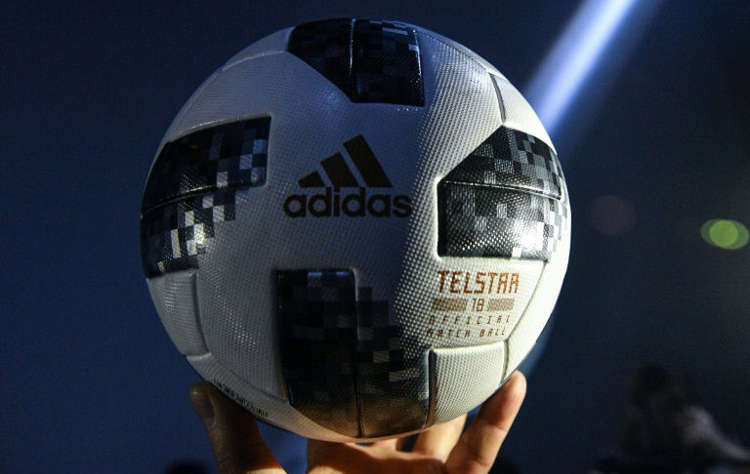 Photo of Adidas Unveils Telstar 18, The 2018 World Cup Ball