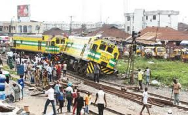 Train Derails