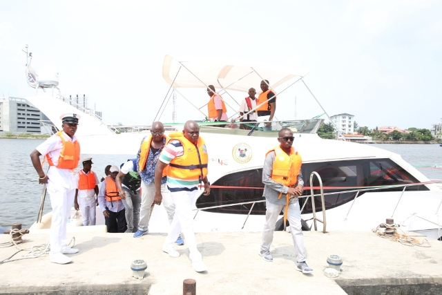 Ambode Waterways
