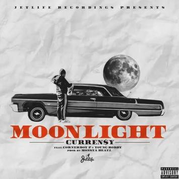 Download Curren$y - Moonlight ft. CornerBoy P & Young Roddy MP3 Download