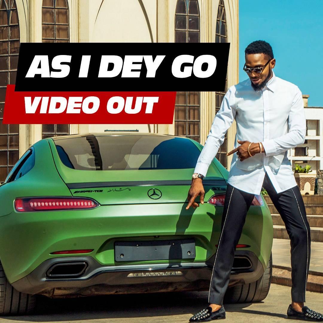 D'banj - As I Dey Go Video