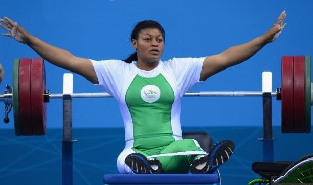 Photo of Nigerian Female Weightlifter, Alice Oluwafemiayo Breaks World Record at World Para Powerlifting Championships in Mexico