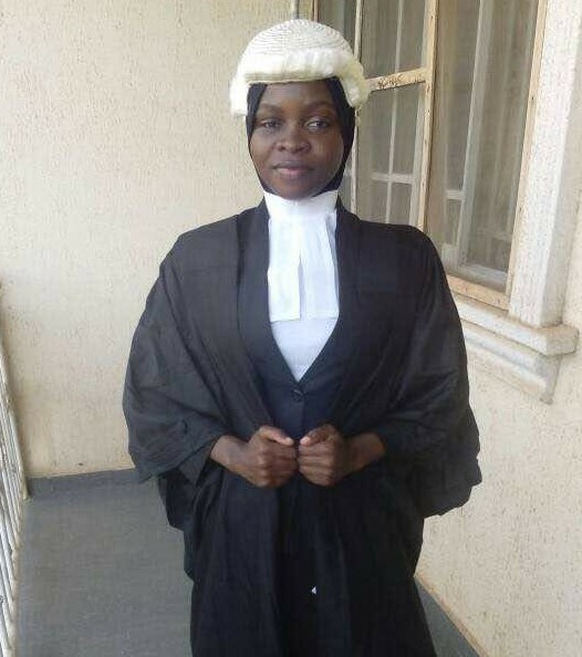 Photo of Why I Insisted On Wearing Hijab During My 'Call to Bar' – Amasa Firdaus Speaks