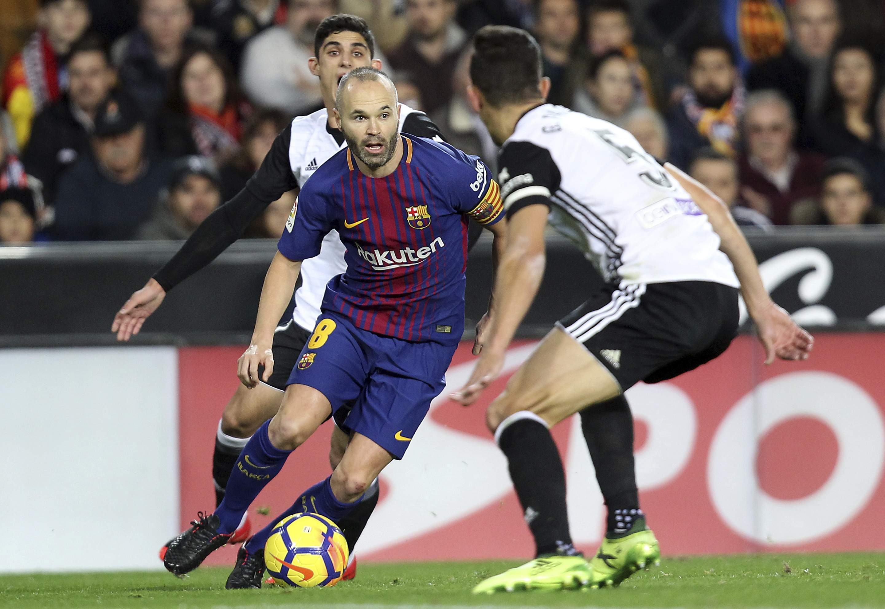 Photo of Andres Iniesta to miss Champions League match against Sporting Lisbon