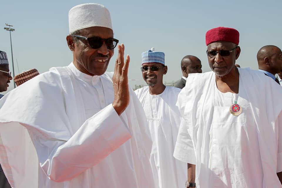 Photo of PHOTOS: President Buhari Departs For Jordan Ahead of Counter Terrorism Summit