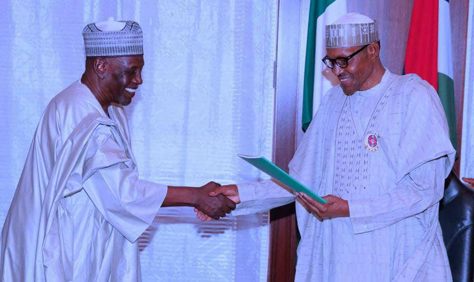 Buhari NIA Report