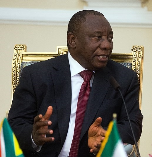 Photo of South Africa's ruling party, ANC elects Cyril Ramaphosa as Jacob Zuma Successor