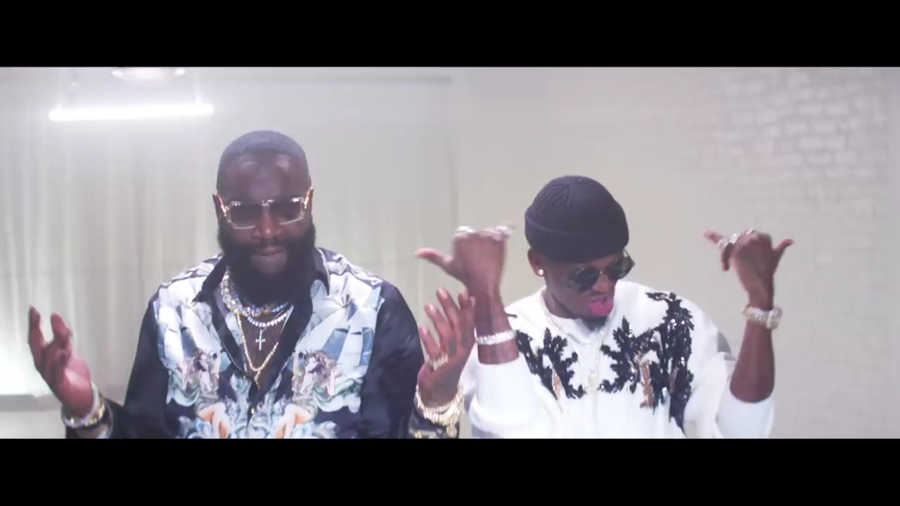 Download Diamond Platnumz's Waka Video Featuring Rick Ross
