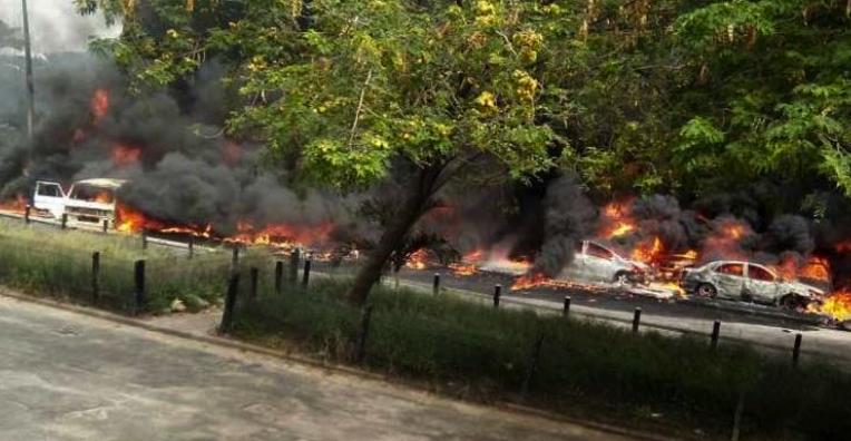 FESTAC Fire
