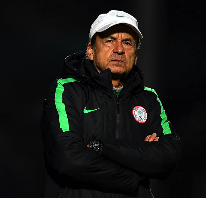 Photo of 2018 World Cup: Gernor Rohr Warns Girls Not to Visit Super Eagles' Camp in Russia