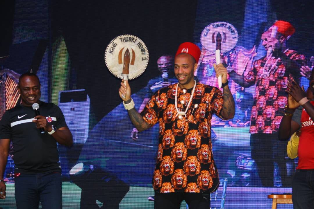 Henry Nigeria