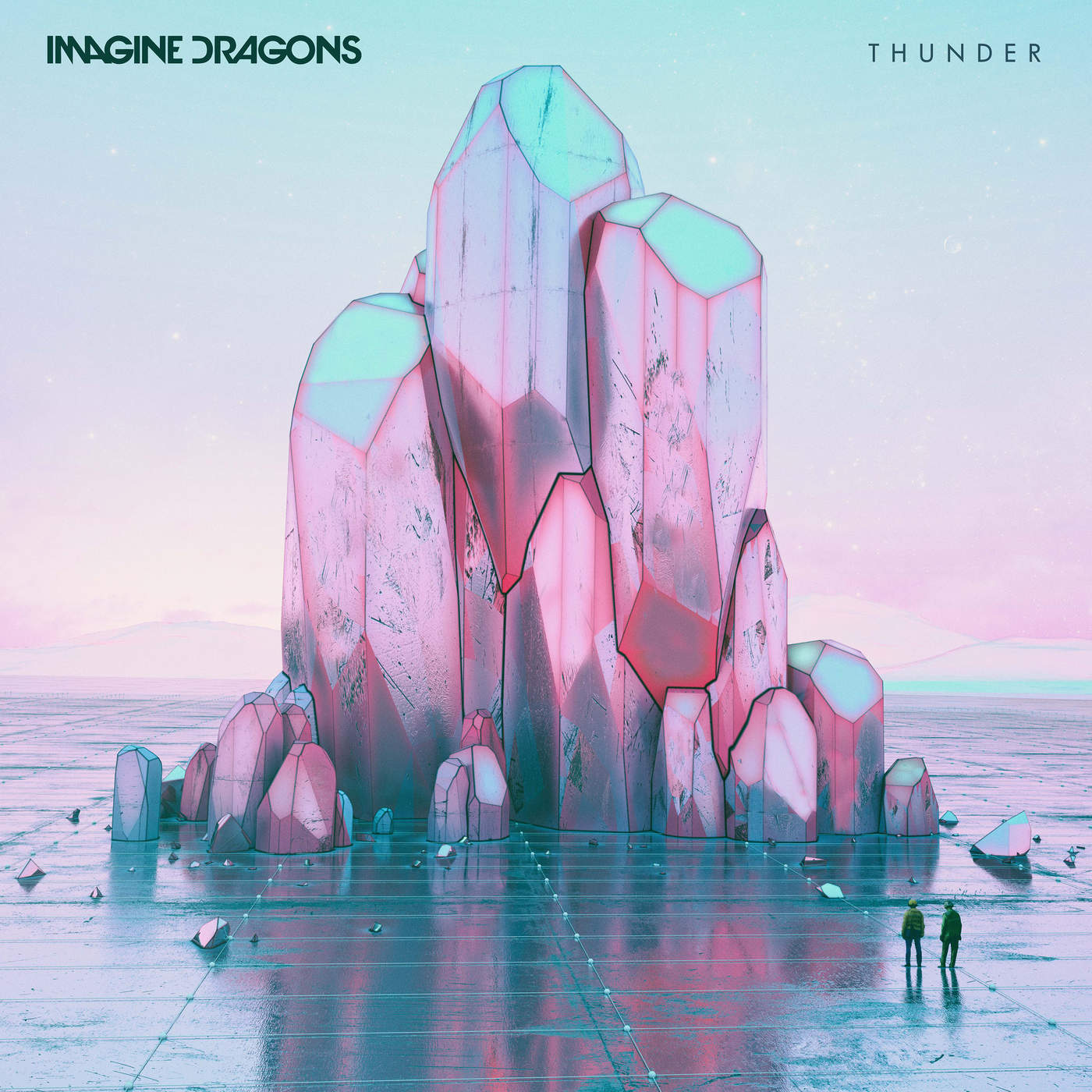 Download Imagine Dragons - Thunder MP3 Download