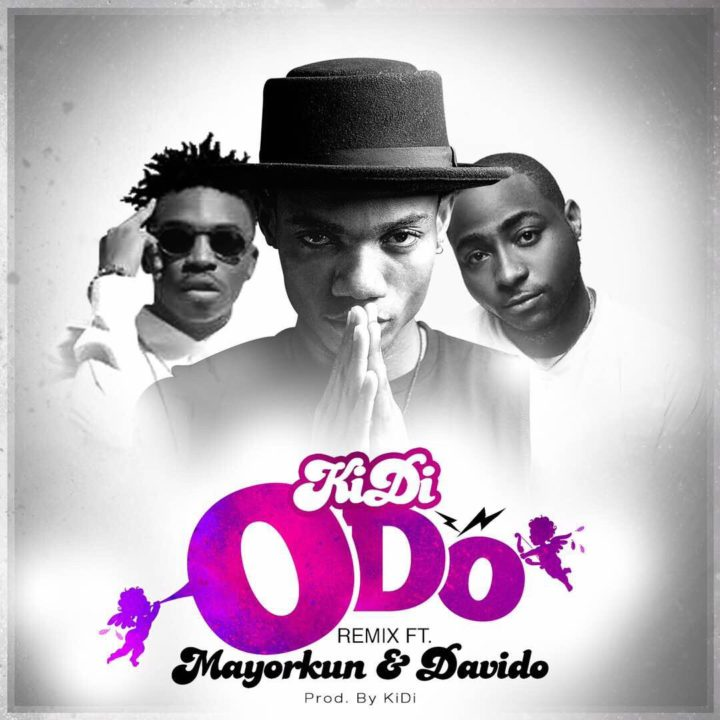 Download KiDi – Odo (Remix) (ft. Mayorkun & Davido) (MP3)