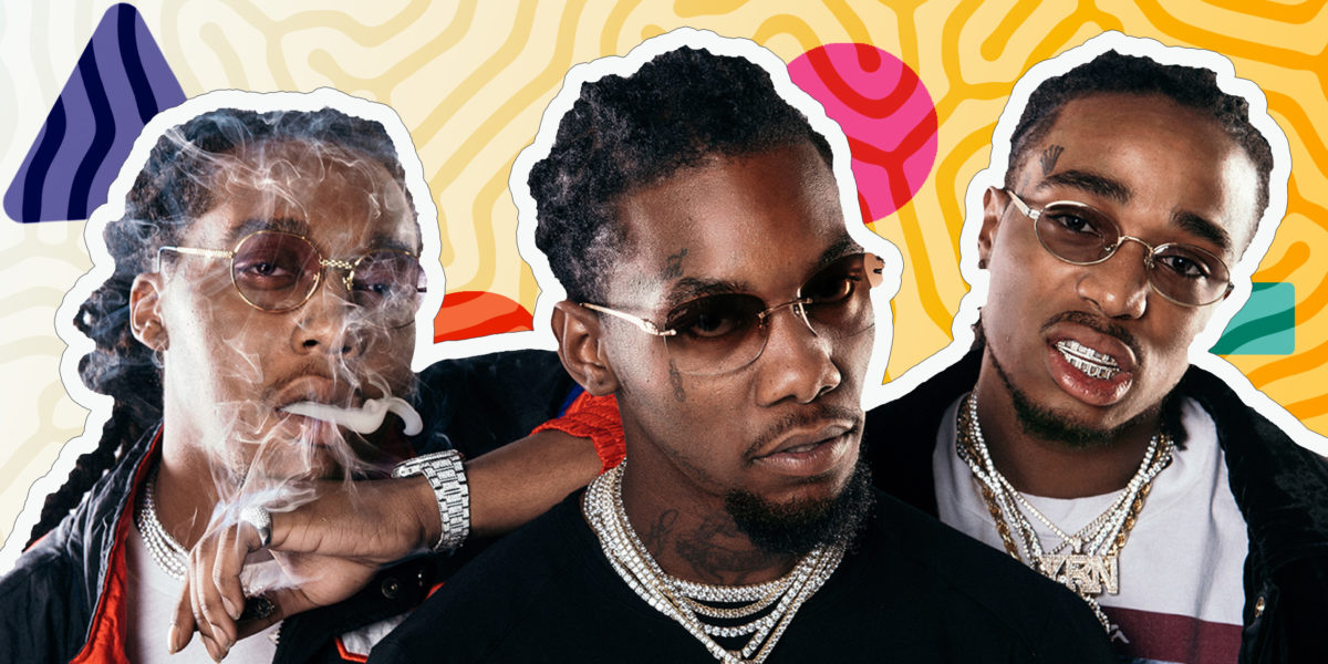 Download Migos' Song 'Thick & Pretty' (MP3)