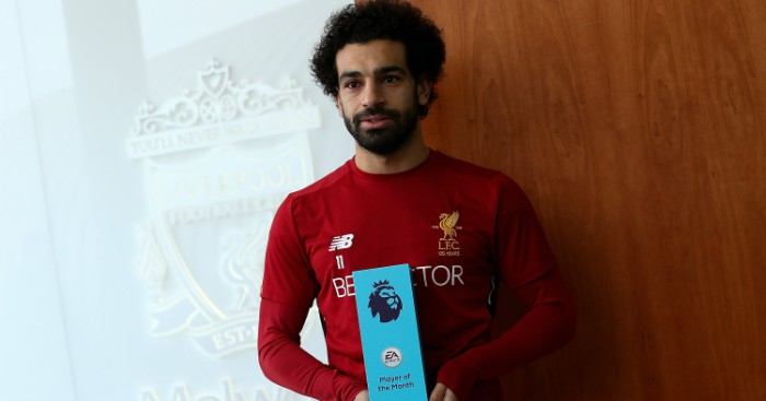 Photo of Mohamed Salah, Pep Guardiola Win Premier League Player, Manager Of Month Award For November
