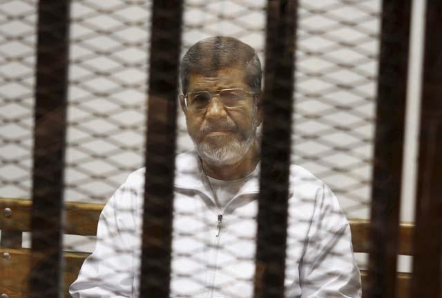 Photo of Egypt's Former President Mohamed Morsi Sentenced to Three Years In Prison