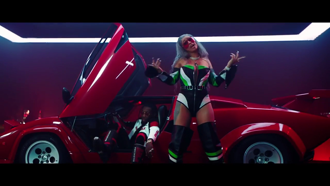 Photo of VIDEO: Migos, Nicki Minaj, Cardi B – MotorSport