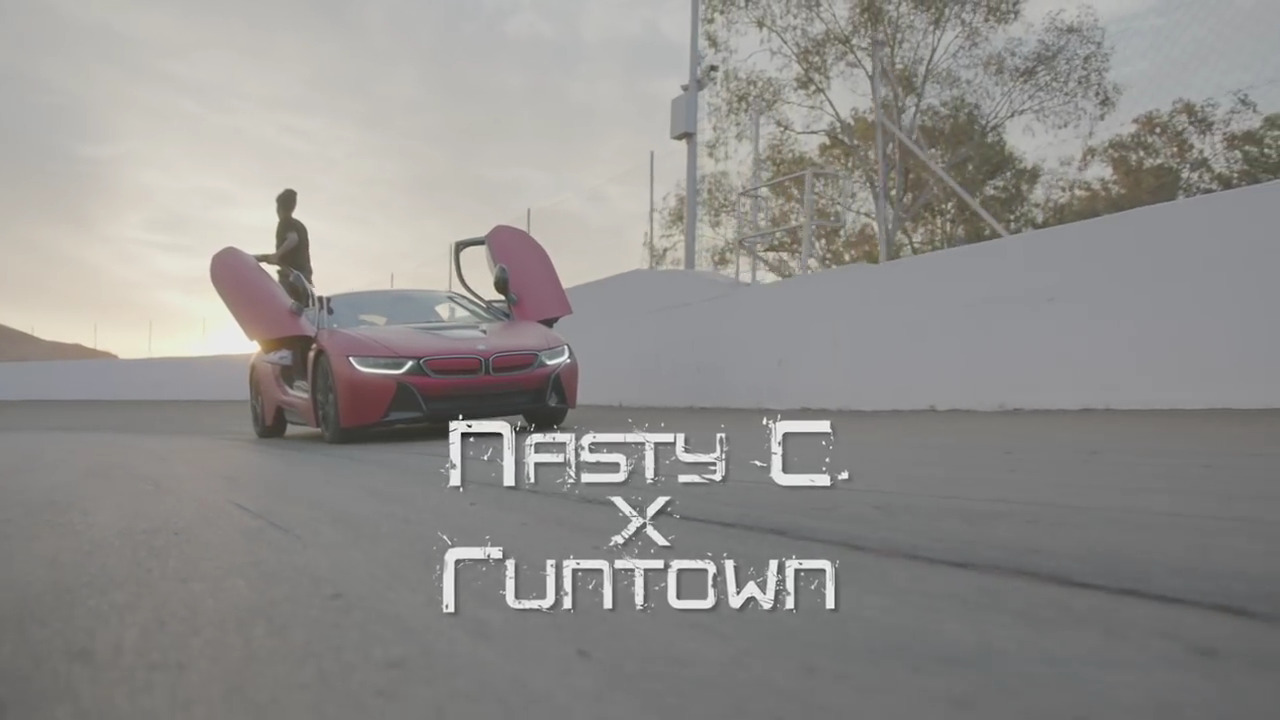 Photo of VIDEO: Nasty C & Runtown – Said (Official Music Video)