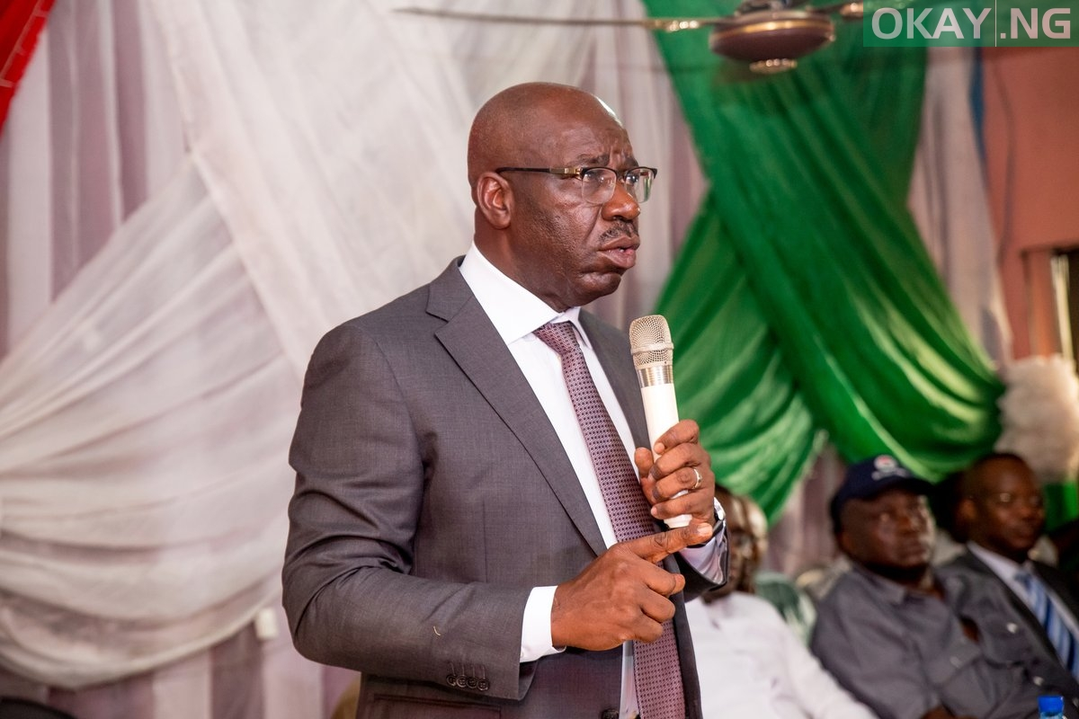 Photo of Governor Obaseki Appoints Oni-Okpaku As Commissioner