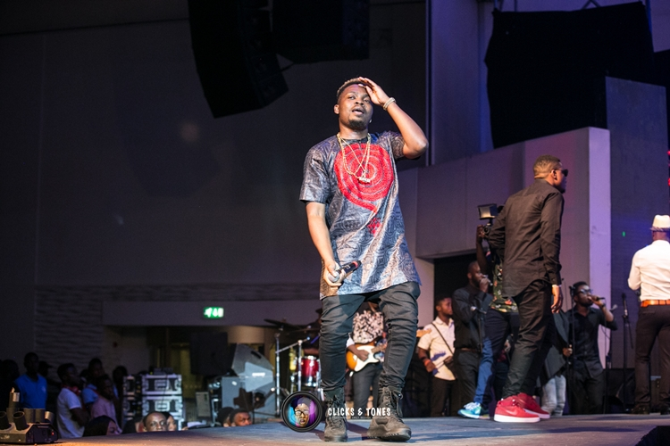 Olamide Live In Concert - OLIC