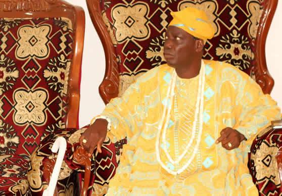 Photo of Kwara State monarch, Oba Charles Ibitoye dies at 65