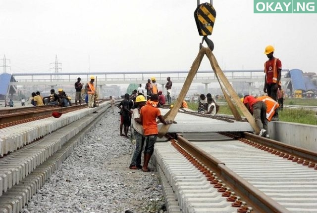 Rail Construction In Nigeria