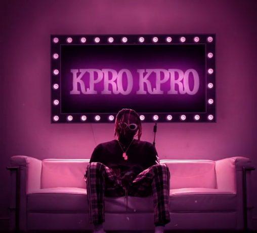 Download Sean Tizzle's Song 'Kpro Kpro' (MP3) - FREE