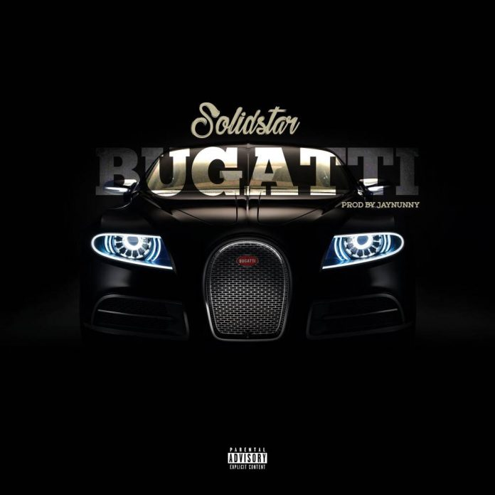Photo of MUSIC: Solidstar – Bugatti