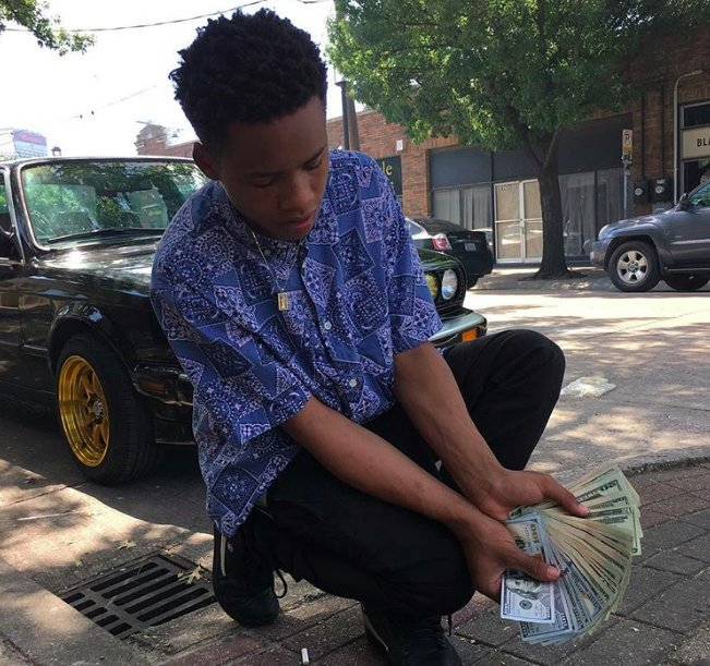 "Download Tay-K - ""The Race (Remix)"" (ft. 21 Savage, Yung Nudy) (MP3)"