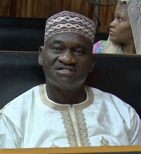Photo of Court Adjourns Suit Filed Against Ex-Naval Boss, Usman Jibrin