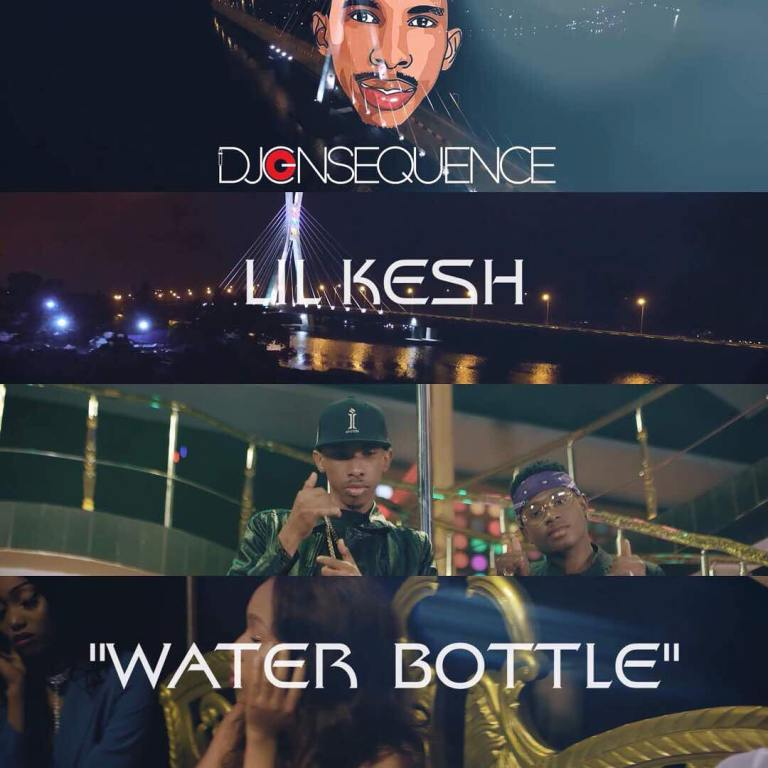Photo of MUSIC: DJ Consequence ft. Lil Kesh – Water Bottle