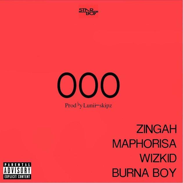 Photo of MUSIC: Wizkid x Burna Boy x Zingah x Maphorisa – OOO