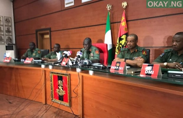 Photo of DHQ Denies Withdrawal of Troops Before Dapchi Schoolgirls' Abduction