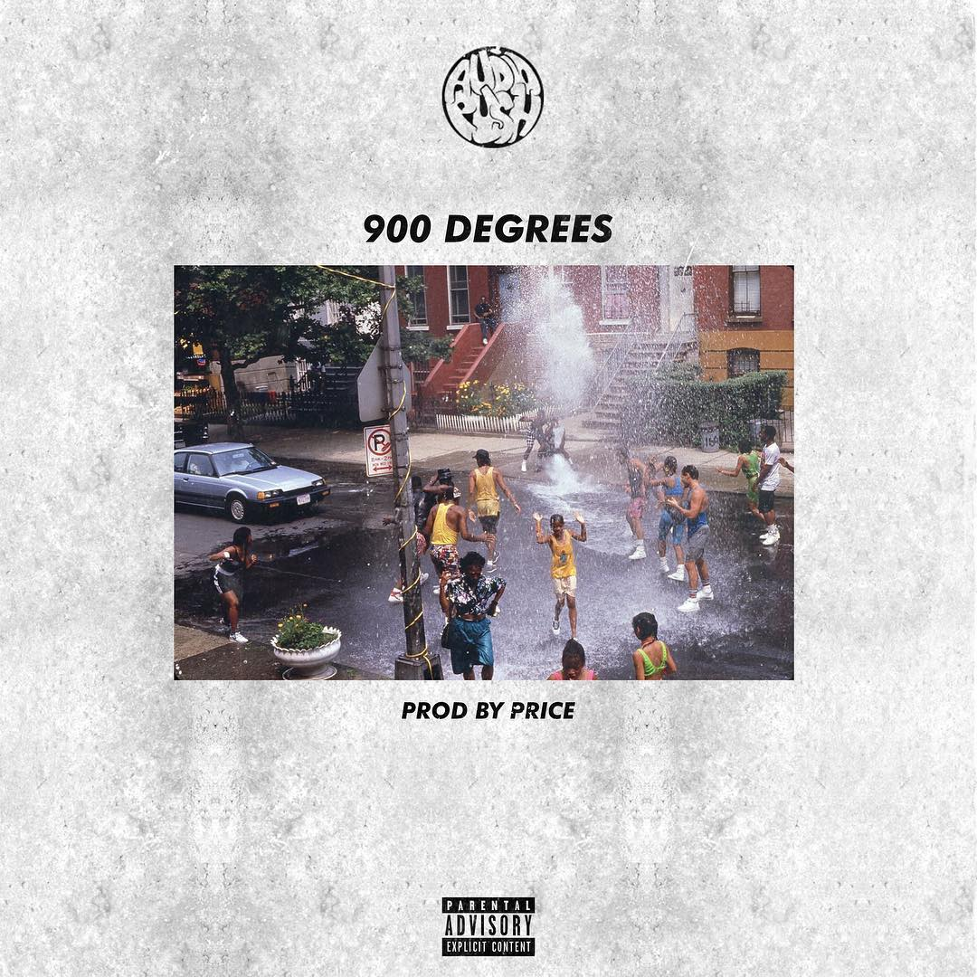 Audio Push 900 Degrees