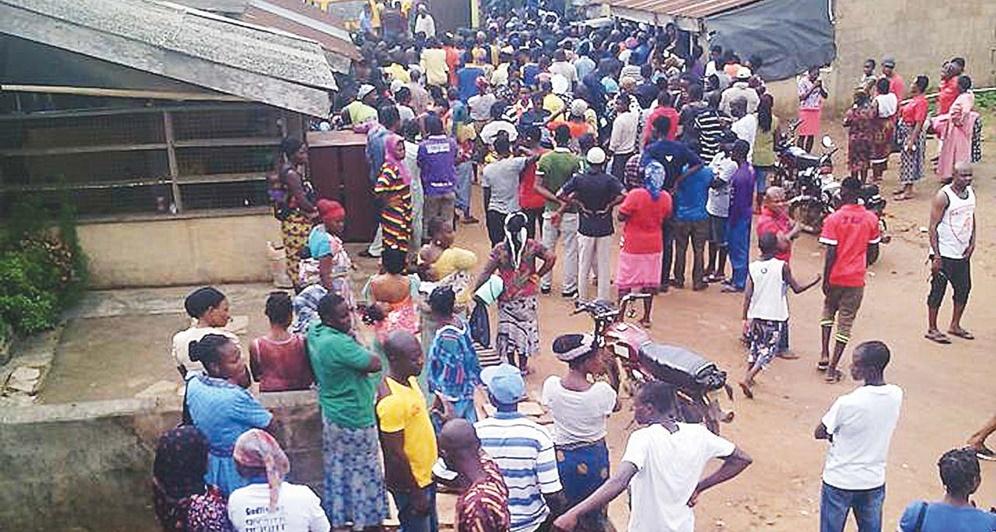 Photo of Badoo Cult Members Strikes, Wipes Out Family of Three In Ikorodu