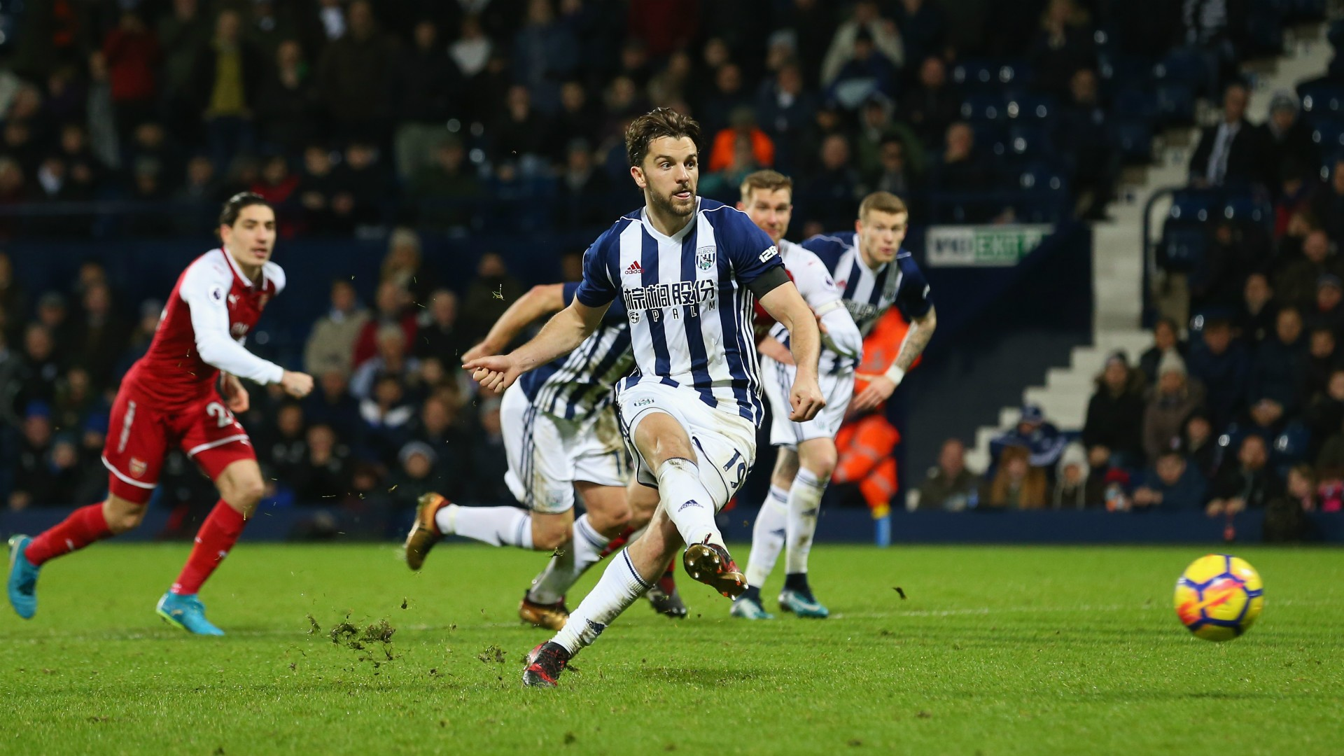 Photo of VIDEO HIGHLIGHTS: West Brom 1-1 Arsenal (Premier League)