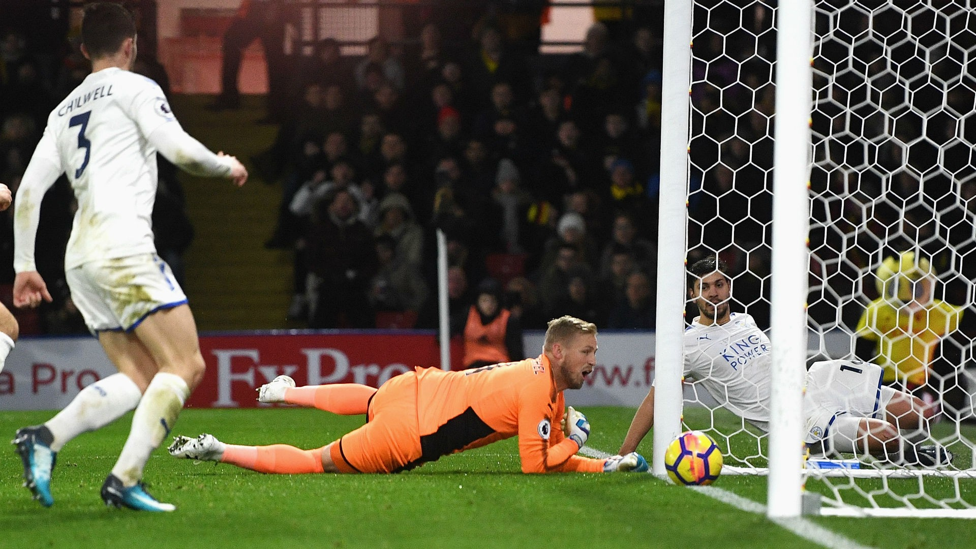 Photo of VIDEO HIGHLIGHTS: Watford 2-1 Leicester City (Premier League)