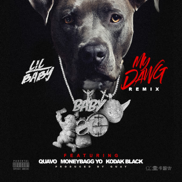 Lil Baby - My Dawg (Remix) (ft. Quavo, Kodak Black & Moneybagg Yo)