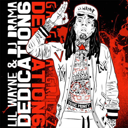 "Download Lil Wayne's Full Mixtape ""Dedication 6"" (MP3) + ZIP"