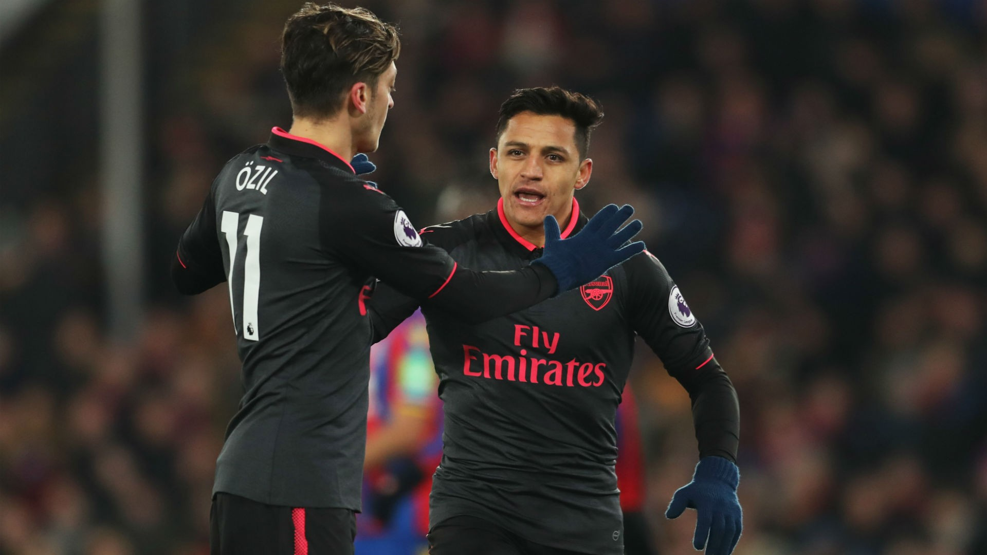 Photo of VIDEO HIGHLIGHTS: Crystal Palace 2-3 Arsenal (Premier League)