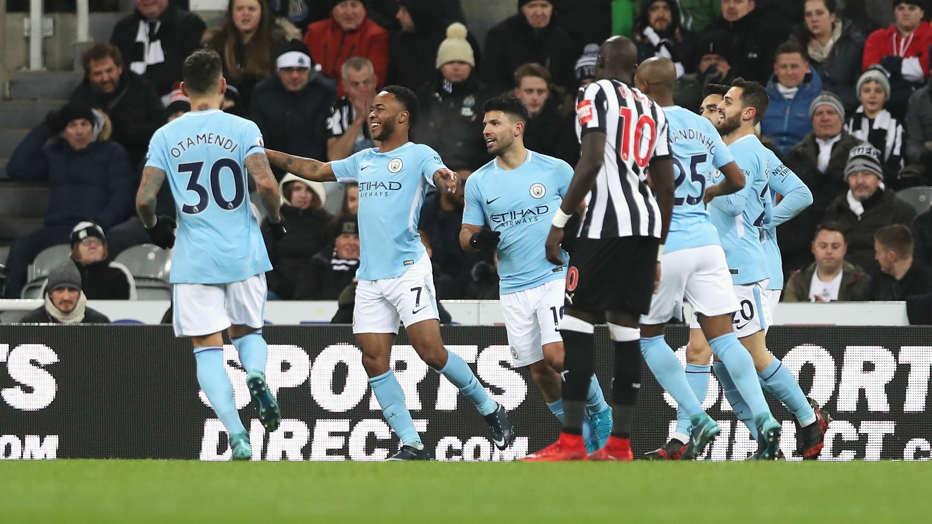 Download Newcastle United 0-1 Manchester City (EPL) Highlights