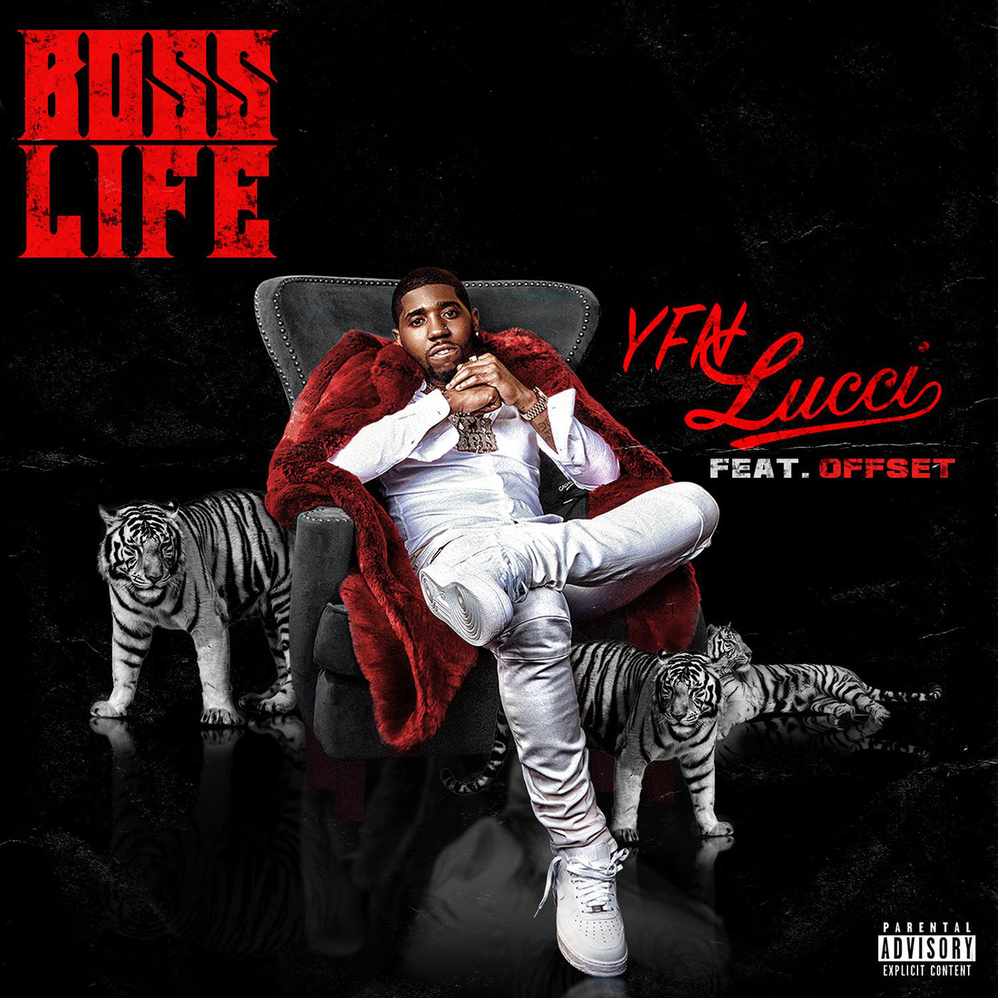 """Download YFN Lucci's New Song """"Boss Life"""" (ft. Offset) (MP3)"""