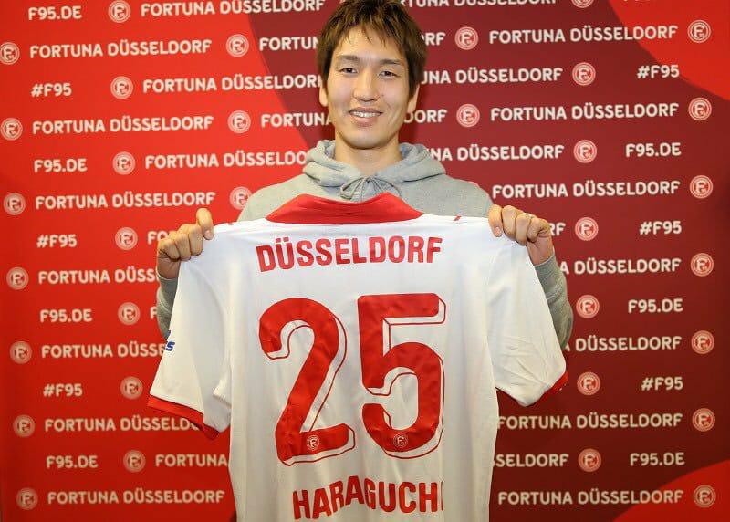 19554502 1912569258770433 2074952528239398193 n - DONE DEAL: Fortuna Dusseldorf sign Japanese midfielder Genki Haraguchi on loan from Hertha Berlin