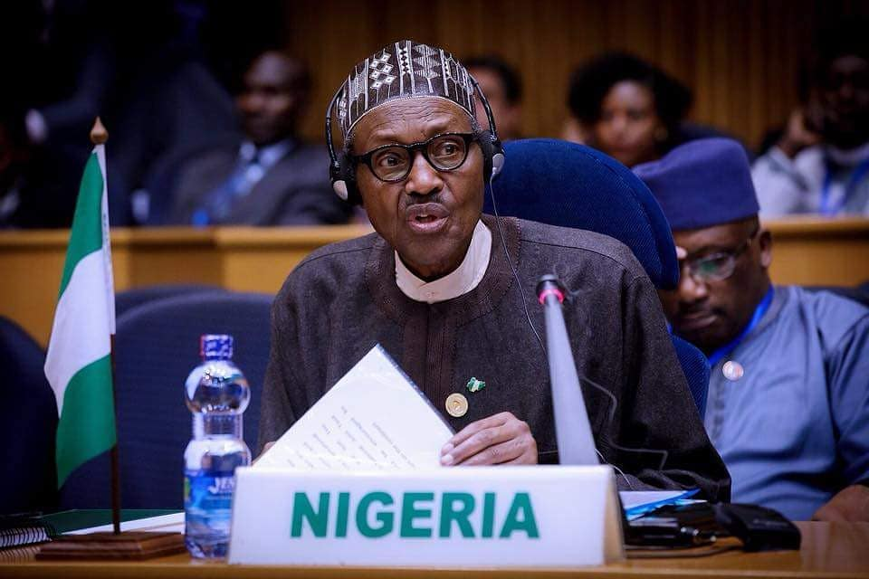 26071145 1492260914205128 3384126314452615168 n - Terrorism Financing Must Be Stopped, Buhari tells African Leaders In Addis Ababa