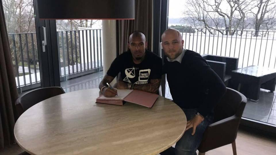 26167525 1892072430820116 2615766330472251180 n - DONE DEAL: Mainz sign Nigel de Jong on a free transfer from Galatasaray.
