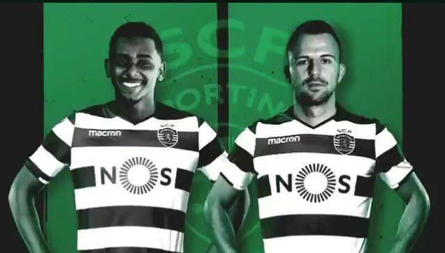 26168674 1893152987378727 3554214055922794294 n - DONE DEAL: Sporting sign Wendel and Josip Misic from Fluminense and Rijeka, respectively.