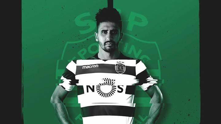 26169847 1893151190712240 706515112406525501 n - DONE DEAL: Sporting Lisbon sign Portuguese midfielder Ruben Rebeiro from Rio Ave